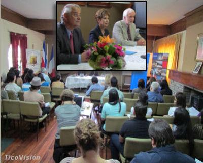 Ticovisi N Costa Rica Cultura Y Oportunidades De Estudios En Francia Becas Ticovisi N