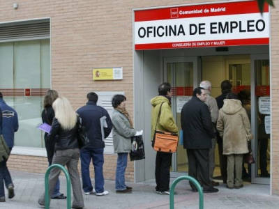 Ticovisi n costa rica espa a alcanz su nivel m s alto de for Oficina de desempleo