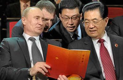 Resultado de imagen para china rusia alianza